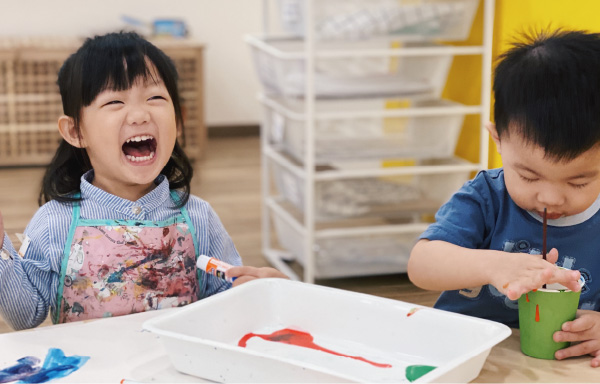 Discover Early Years - Center Classes