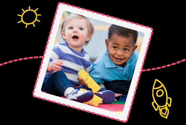 Discover Early Years - Playful & Purposeful, a Balanced Development